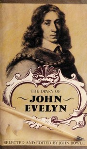 Cover of: Diary | John Evelyn