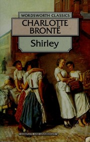 Cover of: Shirley | Charlotte Brontë