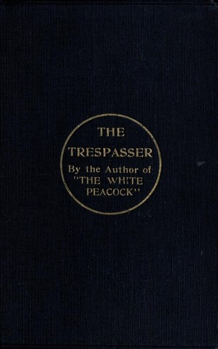 The trespasser by D. H. Lawrence