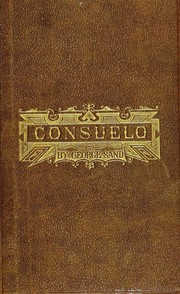 Cover of: Consuelo | George Sand