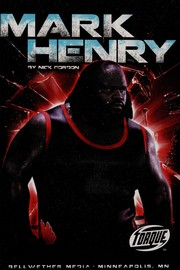 Cover of: Mark Henry | Nick Gordon