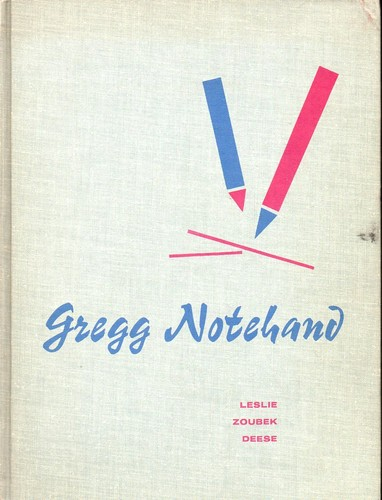 Gregg Notehand Open Library