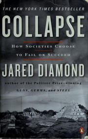 Cover of: Collapse | Jared Diamond