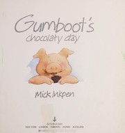 Cover of: Gumboot's Chocolately Day | Mick Inkpen