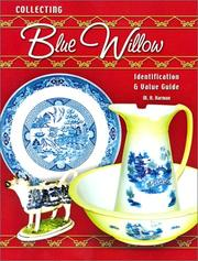 Cover of: Collecting Blue Willow | M. A. Harman