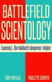 Cover of: Battlefield Scientology | Tony Ortega, Paulette Cooper