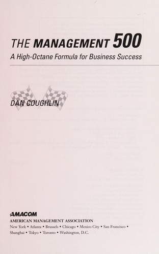 The management 500 by Dan Coughlin