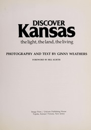 Cover of: Discover Kansas | Ginny Weathers