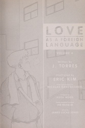 Love as a foreign language by J. Torres