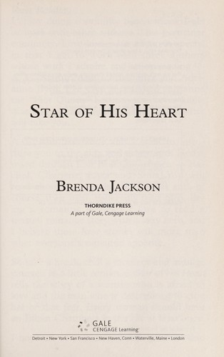 Star of his heart by Brenda Jackson