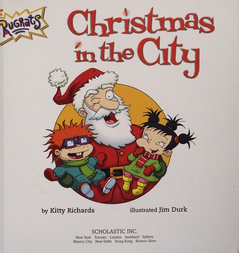 Christmas in the city by Kitty Richards