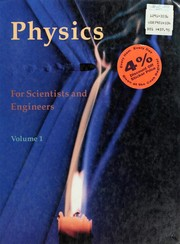 Cover of: Physics for scientists and engineers | Paul A. Tipler, Gene Mosca