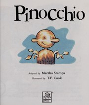 Cover of: Pinocchio | Martha Stamps