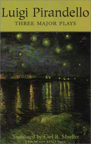 Cover of: Luigi Pirandello by Luigi Pirandello
