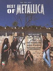 Cover of: Best of Metallica | Metallica