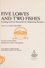 Cover of: Five loaves and two fishes | Joan Lowery Nixon