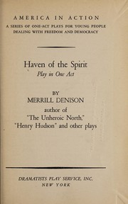 Cover of: Haven of the spirit | Denison, Merrill