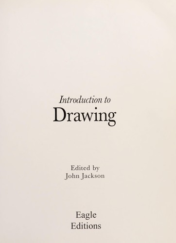 Introduction to Drawing by John Jackson