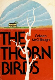 Cover of: The Thorn Birds | Colleen McCullough