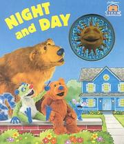 Cover of: Night and Day (Bear in the Big Blue House) | Ellen Weiss