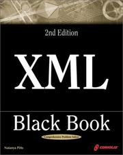 Cover of: XML Black Book 2nd Edition | Ted Wugofski