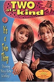 Cover of: It's a twin thing | Judy Katschke
