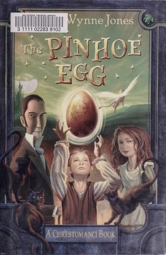 The Pinhoe Egg (Chrestomanci #6) by Diana Wynne Jones