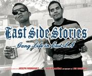 Cover of: East Side Stories | Luis J. Rodriguez