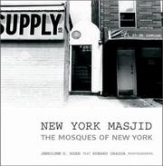 Cover of: New York Masjid / Mosques Of New York by Jerrilynn Denise Dodds