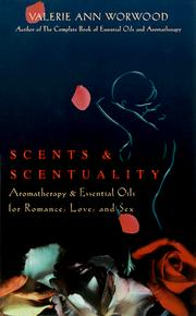 Cover of: Scents & Scentuality | Valerie Ann Worwood