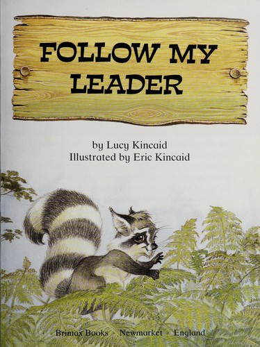 Follow My Leader (Tales from the Woodshed) by Brimax