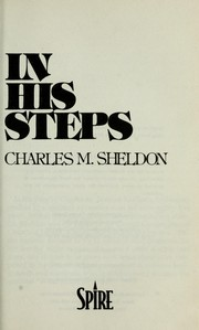 Cover of: In His steps | Charles Monroe Sheldon
