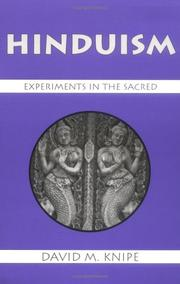 Cover of: Hinduism by David M. Knipe