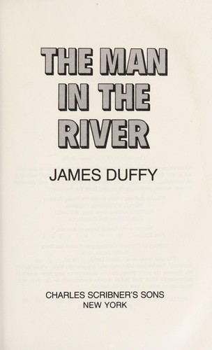 The man in the river by Duffy, James
