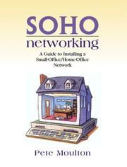 Cover of: SOHO networking by Pete Moulton