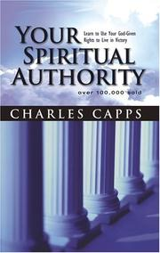 Cover of: Your Spiritual Authority | Charles Capps