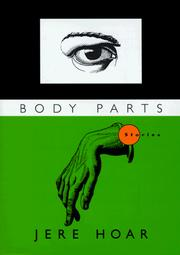 Cover of: Body parts by Jere R. Hoar