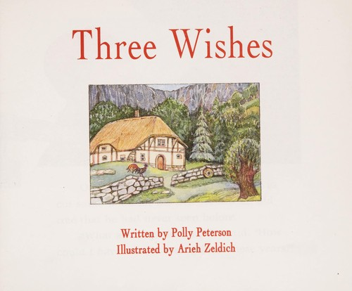 Three Wishes by Polly Peterson