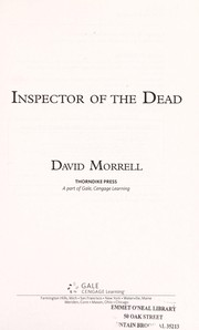Cover of: Inspector of the dead | David Morrell