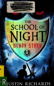 Cover of: Demon Storm | Justin Richards
