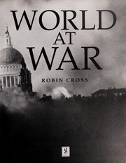 Cover of: World at war | Robin Cross