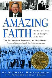 Cover of: Amazing Faith | Michael Richardson