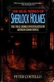 The Real World of Sherlock Holmes