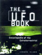 Cover of: The UFO book | Jerome Clark
