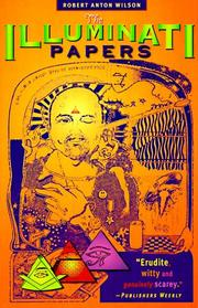 Cover of: The Illuminati Papers | Robert Anton Wilson