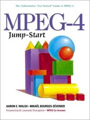 Cover of: MPEG-4 jump-start | Aaron E. Walsh