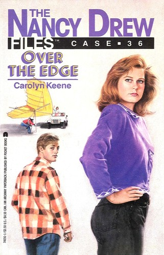 Nancy Drew files by Carolyn Keene
