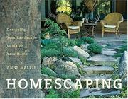 Cover of: Homescaping | Anne Halpin