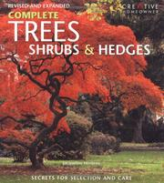 Cover of: Complete Trees, Shrubs & Hedges | Jacqueline Heriteau