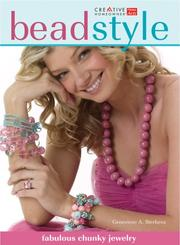 Cover of: Bead Style | Genevieve A. Sterbenz